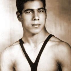 Gholamreza Takhti, Gold Medal, 1956 Melbourne