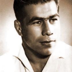 Gholamreza Takhti, Silver Medal, 1960 Rome