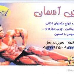 Iranian Business Card (1)