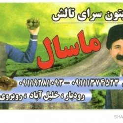 Iranian Business Card (2)