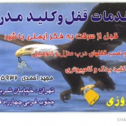 Iranian Business Card (4)