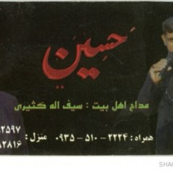 Iranian Business Card (9)