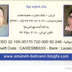Iranian Business Card (14)