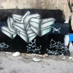 Graffiti on Tehran canal walls (9)