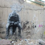 Graffiti on Tehran canal walls (13)