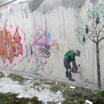 Graffiti on Tehran canal walls (16)