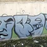 Graffiti on Tehran canal walls (24)