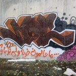Graffiti on Tehran canal walls (27)