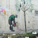 Graffiti on Tehran canal walls (35)