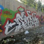 Graffiti on Tehran canal walls (38)