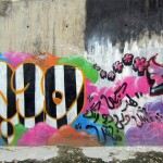 Graffiti on Tehran canal walls (41)