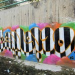 Graffiti on Tehran canal walls (42)