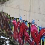 Graffiti on Tehran canal walls (44)
