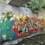 Graffiti on Tehran canal walls (70)
