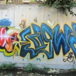 Graffiti on Tehran canal walls (72)