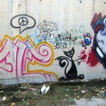 Graffiti on Tehran canal walls (74)