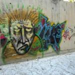 Graffiti on Tehran canal walls (75)