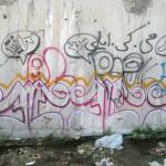 Graffiti on Tehran canal walls (77)