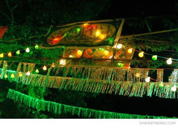 Outdoor Lightings in Iran