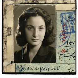 Irandokht, born in 1942 (9)