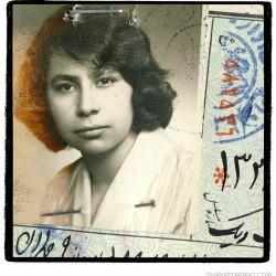 Irandokht, born in 1942 (30)