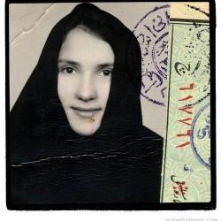 Irandokht, born in 1942 (31)