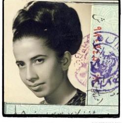 Irandokht, born in 1942 (52)