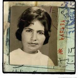 Irandokht, born in 1942 (61)