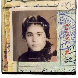 Irandokht, born in 1942 (77)