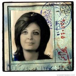 Irandokht, born in 1942 (90)