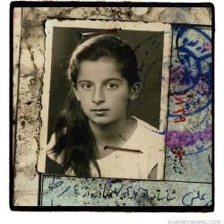 Irandokht, born in 1942 (91)