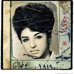 Irandokht, born in 1942 (97)