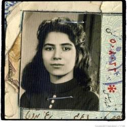 Irandokht, born in 1942 (99)