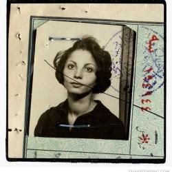Irandokht, born in 1942 (100)