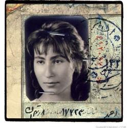 Irandokht, born in 1942 (102)