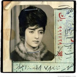 Irandokht, born in 1942 (103)