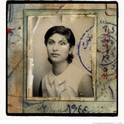 Irandokht, born in 1942 (105)