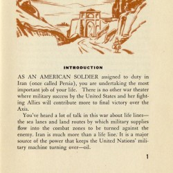 A pocket guide to Iran (1943)