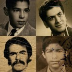 Iranian men, born in 1942