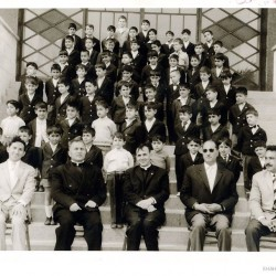 Andisheh School, 1963-1964
