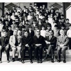 Andisheh School, 1966-1967