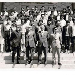 Andisheh School, 1970-1971