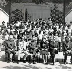 Andisheh School, 1974