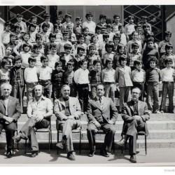 Andisheh School, 1975