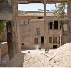 Old Mansion in Marvi Alley