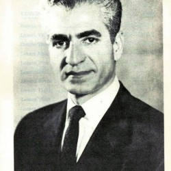 English Textbook for High School (1966), Shah's Picture.