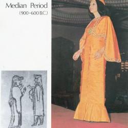 Median Period (900-600 B.C.)