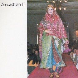 Zoroastrian (Authentic dress from private collection)