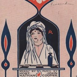 My Persian Pearl (1918) by John Cooper