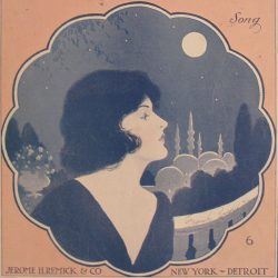 Persian Moon (1920) by Geo. P. Hulten
